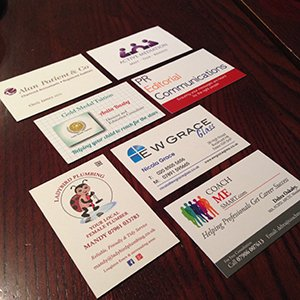 Reasons Why You May Need New Business Cards…